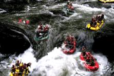 rafting & kintamani