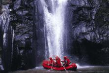 rafting & kecak