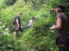 bali trekking and bedugul tour