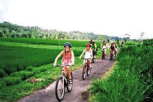 bali rafting and cycling packages
