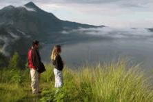 bali trekking and rafting
